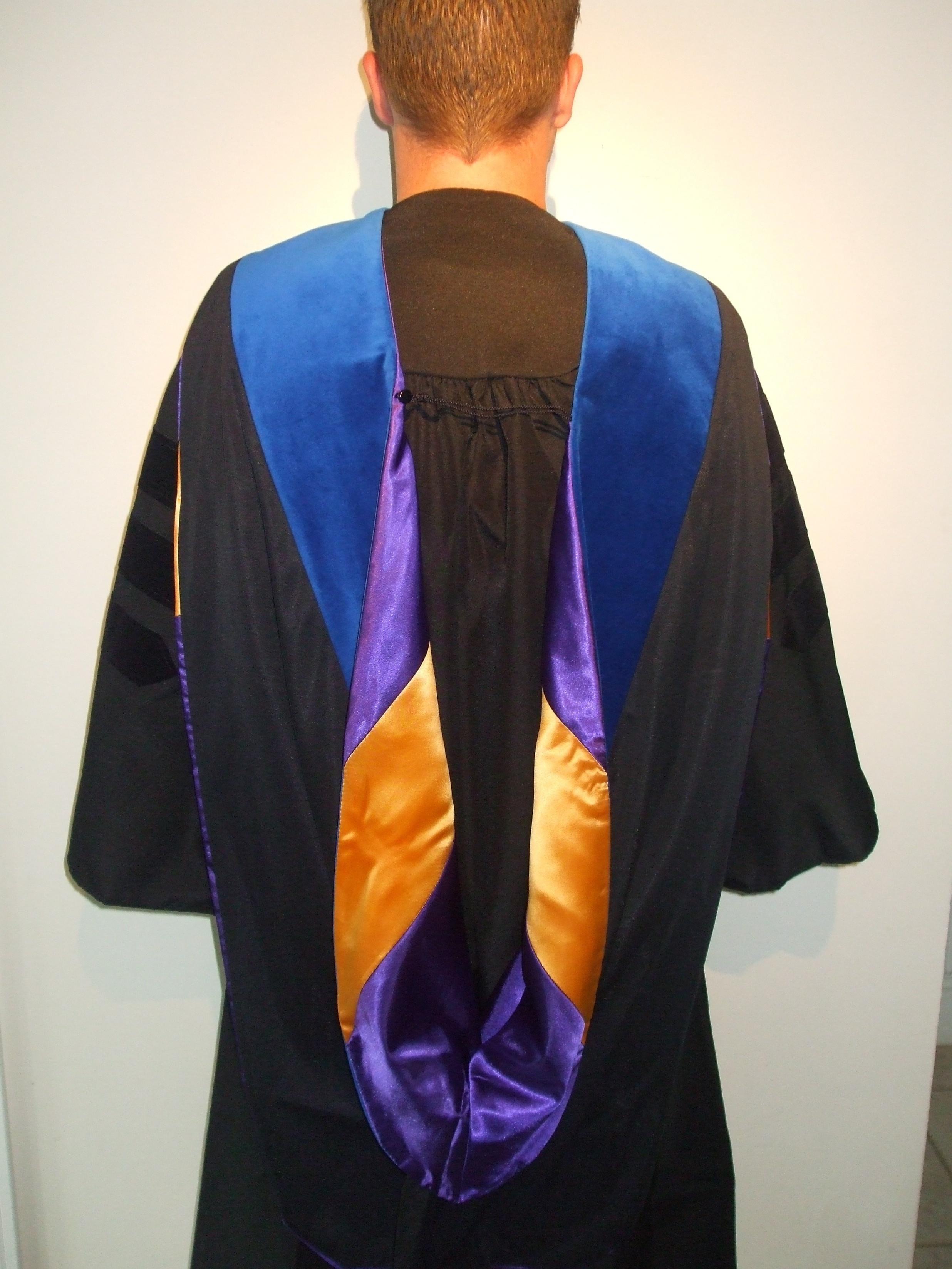 Doctor Souvenir Hood [Student Souvenirs] - $35.00 : Graduation ...
