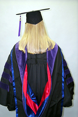 Faculty Doctor Hood Rental