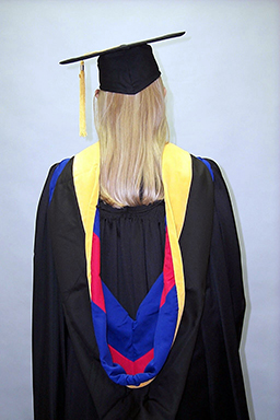 Faculty Master Hood Rental