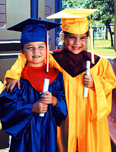 Head Start Prekindergarten Preschool Kindergarten Graduation