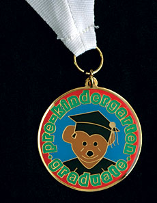 Headstart Teddy Bear Medallions