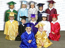 Head Start Prekindergarten Preschool Kindergarten Graduation