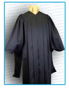 Master Souvenir Gown with Hood School of Nursing