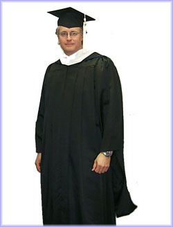 Faculty Master Cap, Gown Tassel Rental