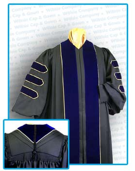 Oxford Doctor Gown