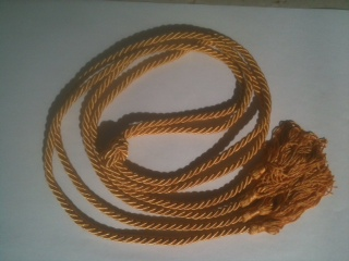 Real Gold Honor Cords