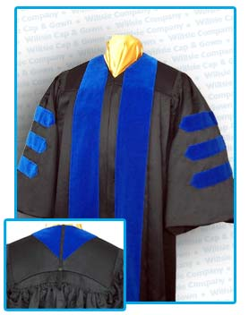 University Doctor Gown